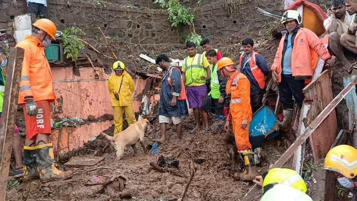Mumbai Rains LIVE Updates: Over 19 killed, many feared