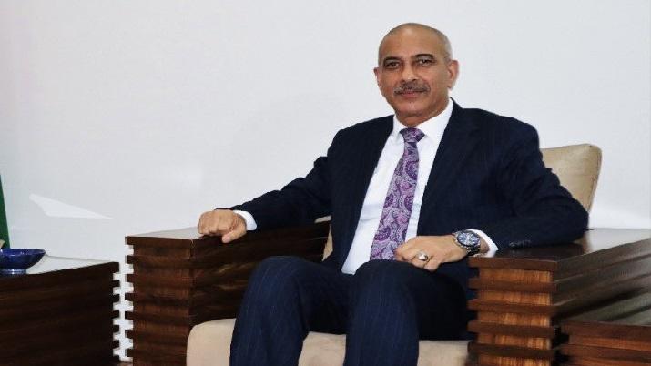 Najibullah Alikhil, Afghan ambassador in Pakistan.