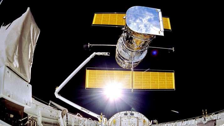 NASA's Hubble area telescope returns to science operations