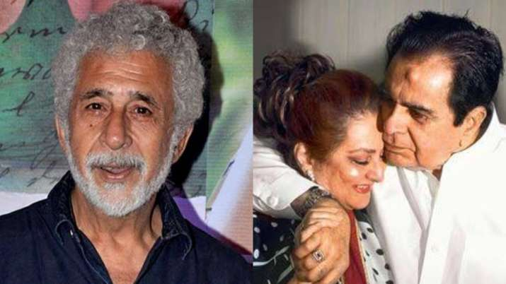 Naseeruddin Shah reveals Saira Banu visited him in hospital
