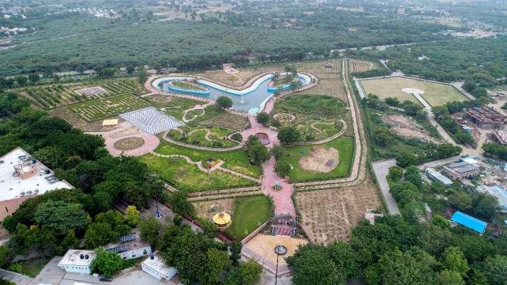 India Tv - PM Modi, Gujarat Nature Park
