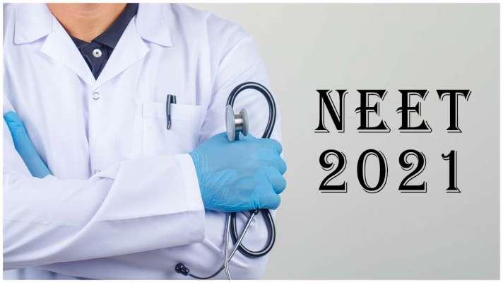 Application process for NEET 2021
