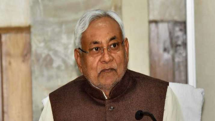 Nitish Kumar didn't join the government in 2019 even