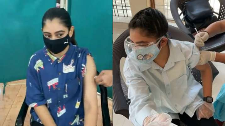 'Ishqbaaaz' actress Niti Taylor gets fully vaccinated, bashes everyone who trolled her for 'overacti