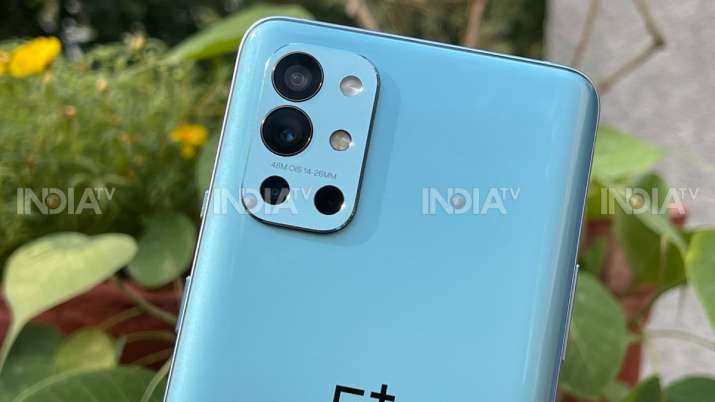 India Tv - oneplus 9r