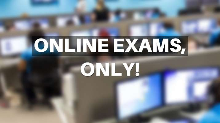 IGNOU online exams, ignou offline exams, ignou students, ignou final year students, ignou students s