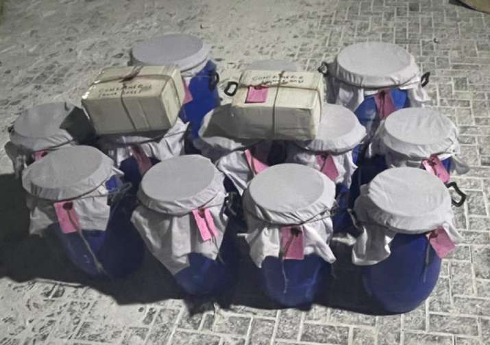 300 kg heroin recovered, 300 kg heroin recovered latest news, 300 kg heroin recovered mumbai DRI, 30