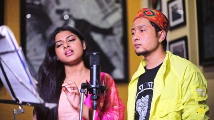 Indian Idol 12: Himesh Reshammiya releases Pawandeep Rajan, Arunita Kanjilal's song 'Terii Umeed' on