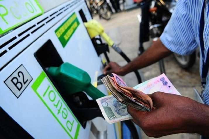 Fuel price hike: Petrol costlier by 28 p, touches record