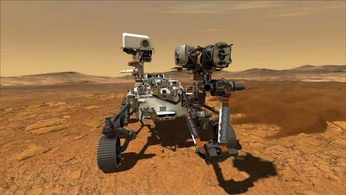 Perseverance Mars Rover, NASA mission