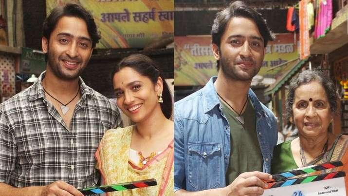 Pavitra Rishta 2: Shaheer Sheikh replaces Sushant Singh Rajput as Manav, FIRST LOOK with Ankita Lokh