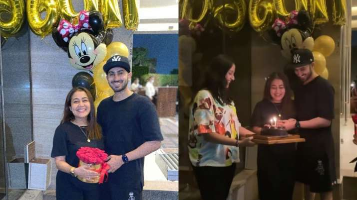 Neha Kakkar becomes 'most followed Indian musician' on Instagram, Rohanpreet has sweetest reaction