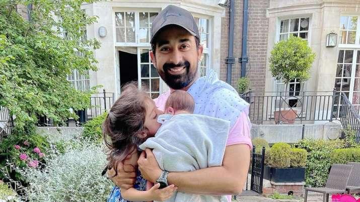 Splitsvilla X3 host Rannvijay Singha and her wife Prianka announce name of their baby boy