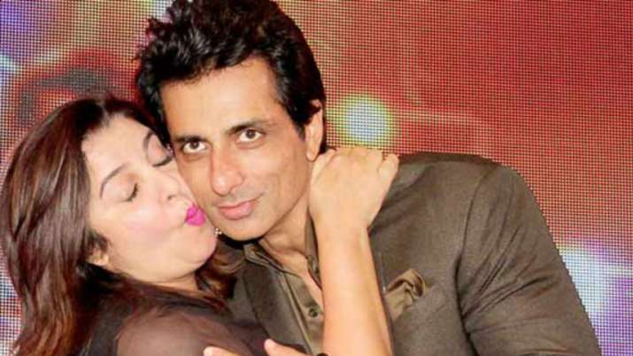 Sonu Sood, Farah Khan come together for a new song after 2014's film 'Happy New Year'