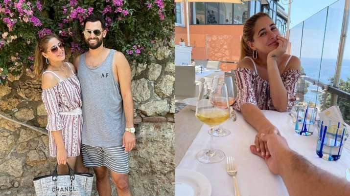 Nargis Fakhri's trip to Italy with boyfriend Justin sets couple vacation goals; see pics