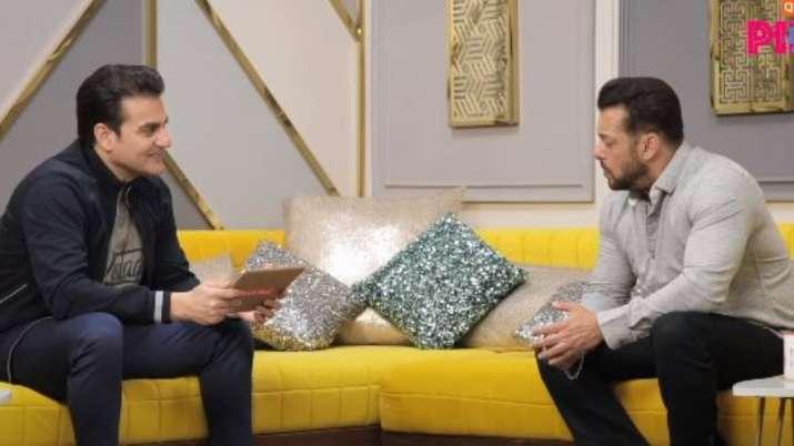 Arbaaz Khan talks about Pinch Season 2, where Salman Khan's brother will be the first guest