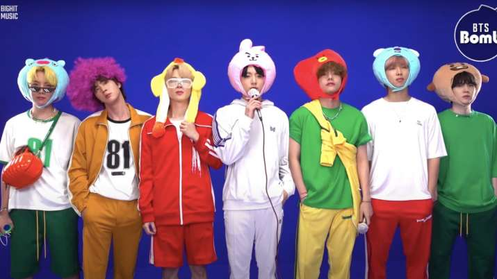 Video: BTS prove they take their props seriously in THIS hilarious new 'Butter' music video