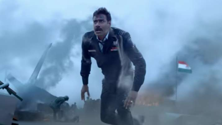 Bhuj The Pride of India teaser: star Ajay Devgn revives the spark of patriotism, see
