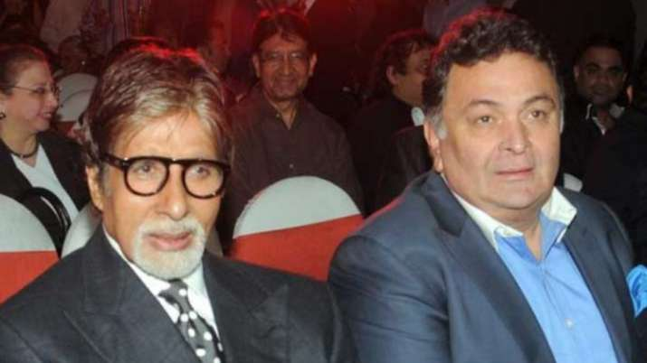 Rishi Kapoor refused to star alongside Amitabh Bachchan, demanded his replacement: Tinnu Anand
