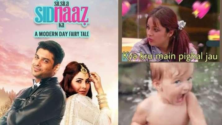 Silsila Sidnaaz Ka-A Modern Fairytale: Fans Can't Quiet While Meeting Sidharth Shukla-Shehnaaz
