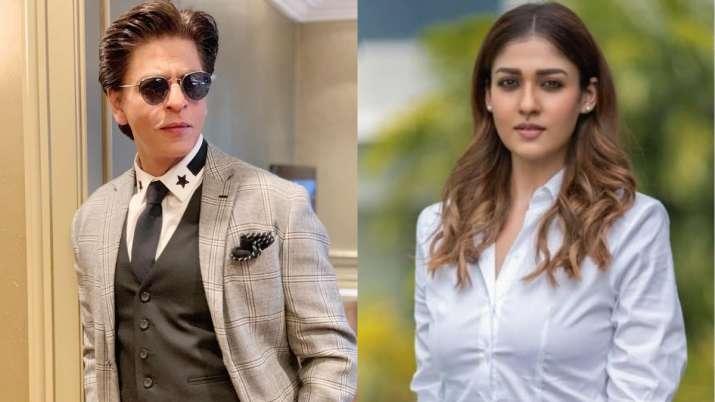 ¿Nayanthara protagonizará junto a Shah Rukh Khan en la próxima película en hindi de Atlee?