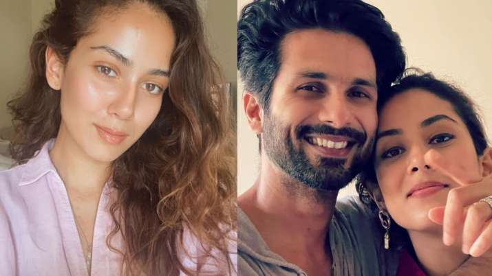 Mira Rajput has the cutest reason to click selfies. And it's not Shahid Kapoor.