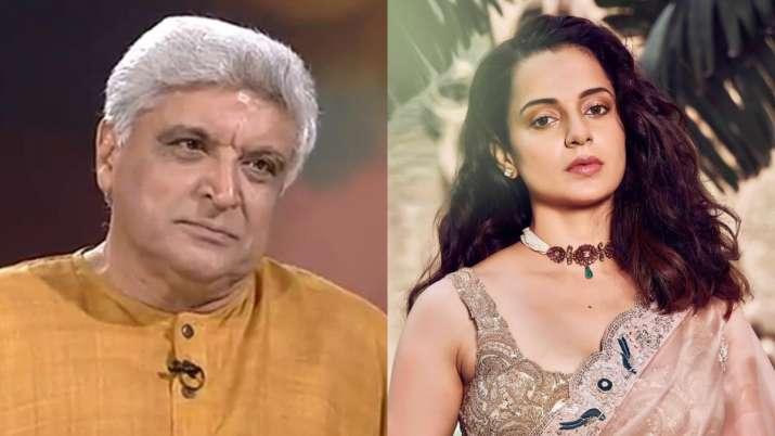 Kangana Ranaut mueve HC contra el caso de difamación presentado por Javed Akhtar