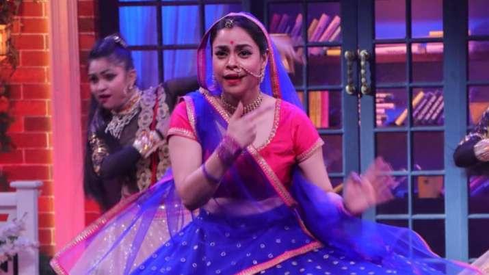 Sumona Chakravarti, Kapil Sharma