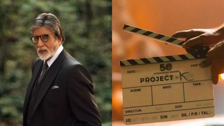 Project K begins: Prabhas claps for Amitabh Bachchan, calls him the Guru of Indian cinema