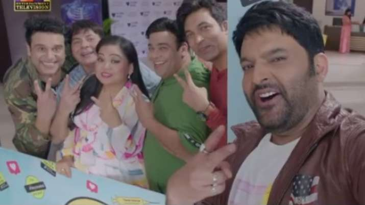 The Kapil Sharma Show first promo out: 'Laughter Alert!' as team promises power-packed return | WATC