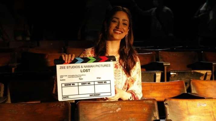 "Yami Gautam has started filming ""Lost"""