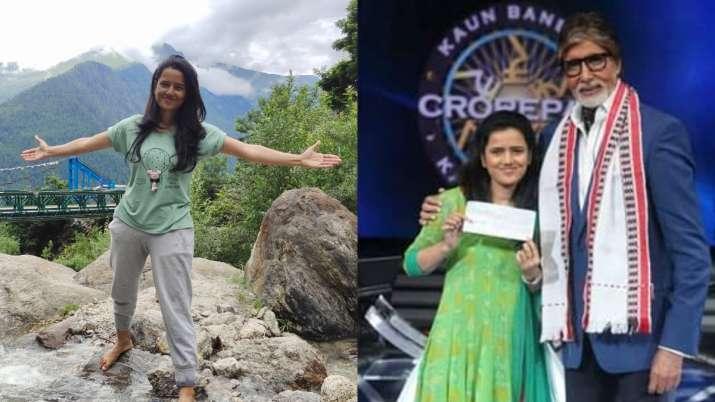 DYK Dr. Deepa Sharma who died in Himachal Pradesh landslide was contestant in Big B's KBC