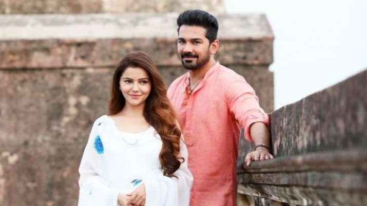 Rubina Dilaik, Abhinav Shukla set to share screen space once again in a music video