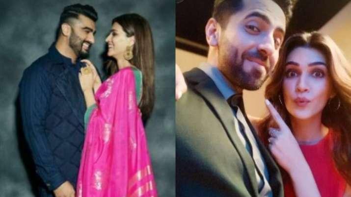 Kriti Sanon birthday: Anushka Sharma to Arjun Kapoor, B-town celebrities pour in wishes