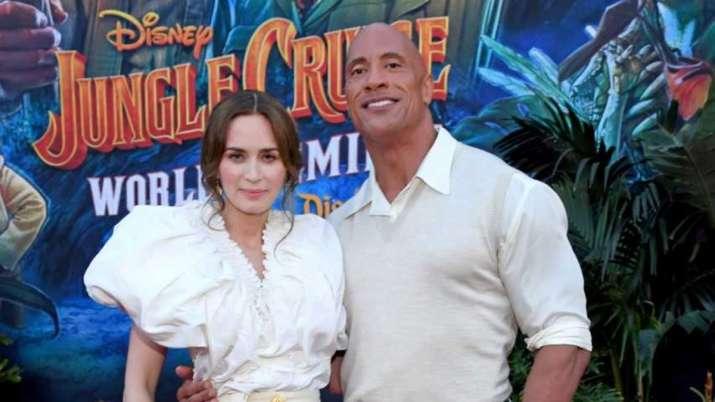 Not Dwayne Johnson-Emily Blunt, but Walt Disney-Jawaharlal Nehru went for first Jungle Cruise