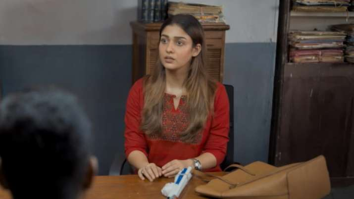 Netrikann trailer: Nayanthara takes centre stage in Tamil crime thriller as visually impaired woman