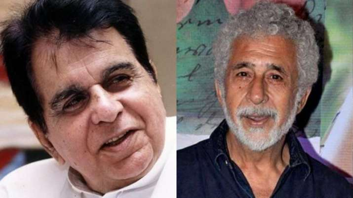 """Naseeruddin Shah says Dilip Kumar didn't do enough for film, leaving """"important lessons"""" behind"""