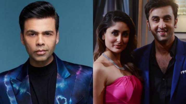 Karan Johar wants to see Kareena, Ranbir Kapoor locked inside the 'Bigg Boss' house