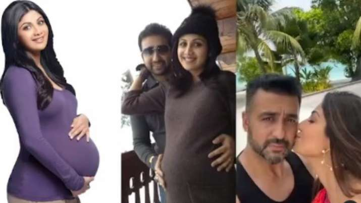 Raj Kundra's Shilpa Shetty video is answer to all asking 'Will I lose my 'figure' after pregnancy'