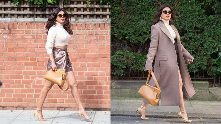 Priyanka Chopra walks down London street like a queen in new Instagram pictures
