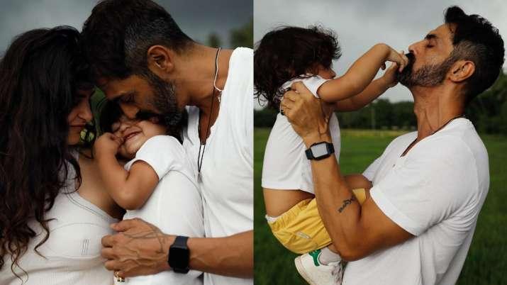 Arjun Rampal, Gabriella's girlfriend Arik's wonderful birthday will melt your heart