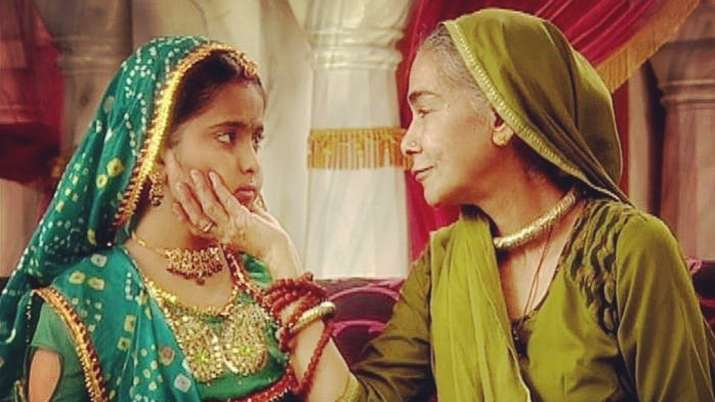 Avika Gor on Surekha Sikri: Lucky to have started my journey with her around