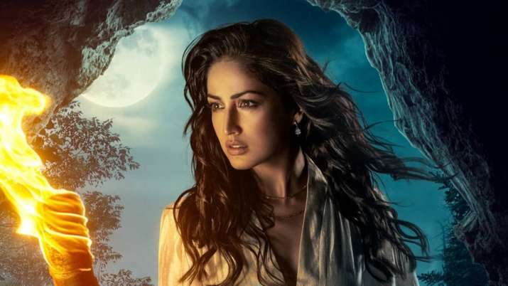 Bhoot Police: Yami Gautam as Maya is all set to enchant with her charm in FIRST look poster