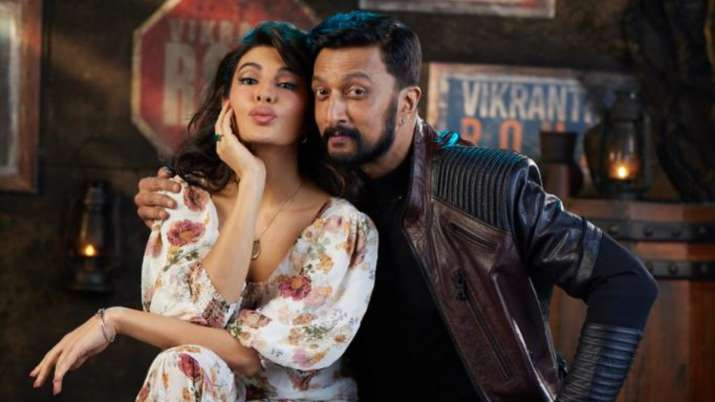 Jacqueline Fernandez said 'Vikrant Rona' will stand out all over the world