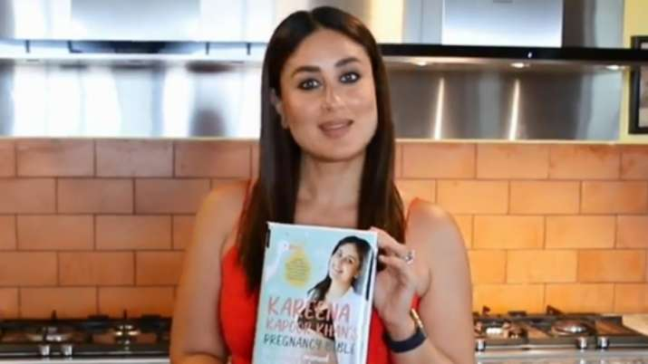 Police complaint against Kareena Kapoor Khan for using word 'Bible' in title of her pregnancy book
