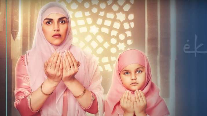 Ek Duaa trailer out: Esha Deol amplifies her voice to fight for the rights of her little daughter  