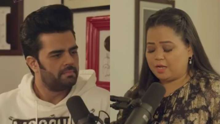 Comedian Bharti Singh reveals unknown aspects of his life in a heartfelt interview with Maniesh Paul