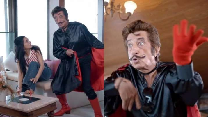 Shakti Kapoor returns as a master of the criminal spirit and leaves Shraddha Kapoor's daughter angry.  Watch the video