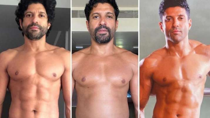 Farhan Akhtar went from 69kg to 85kg for Toofaan, who sees his incredible physical transformation.