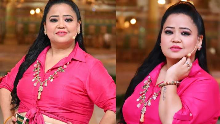 Comedian Bharti Singh reveals that he has been improperly touched in the early days of his career